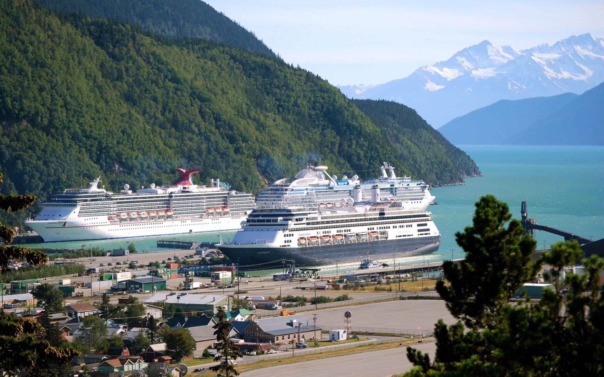 Cruise Ship Wallpaper HD Download