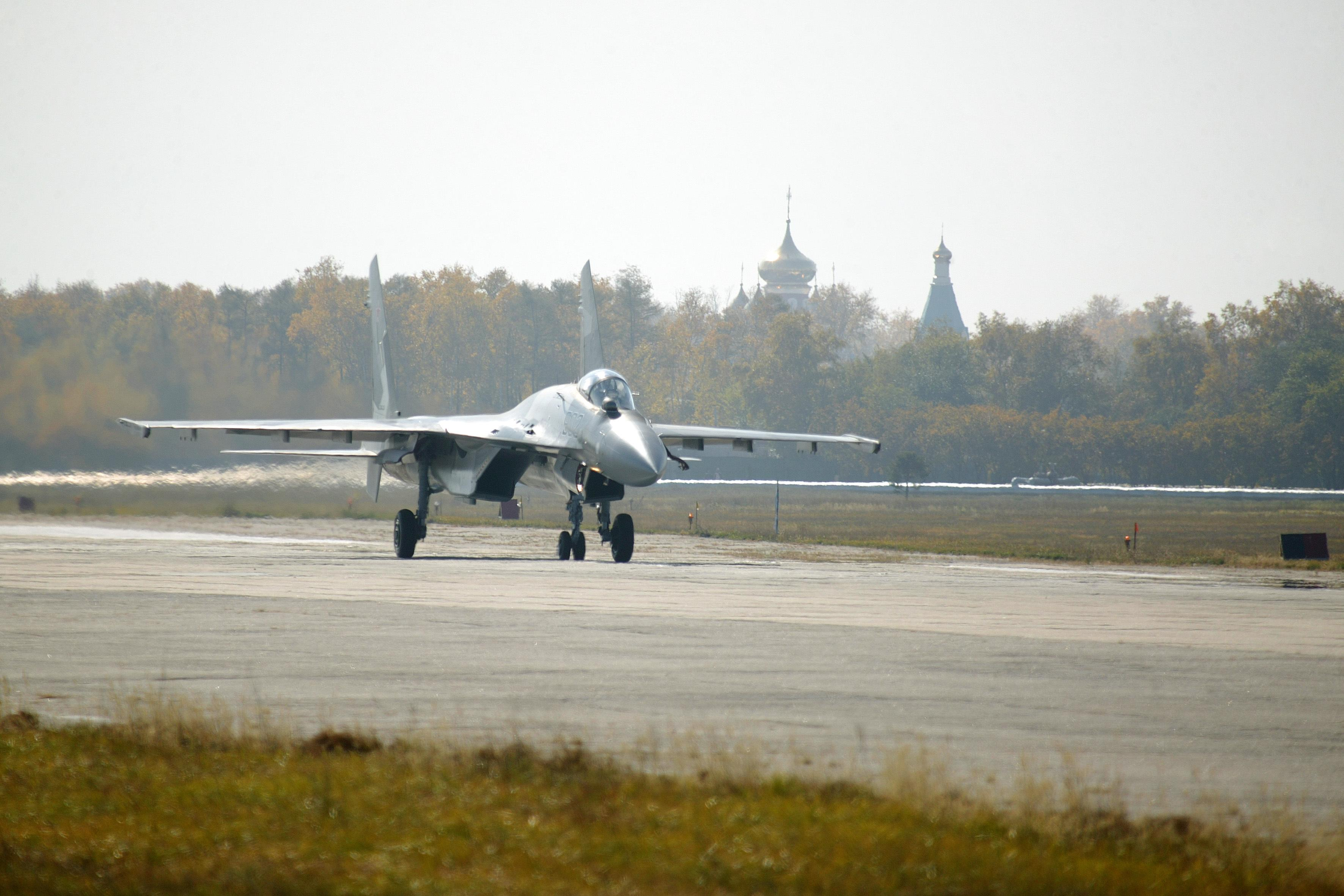 Sukhoi Su-35 wallpapers hd