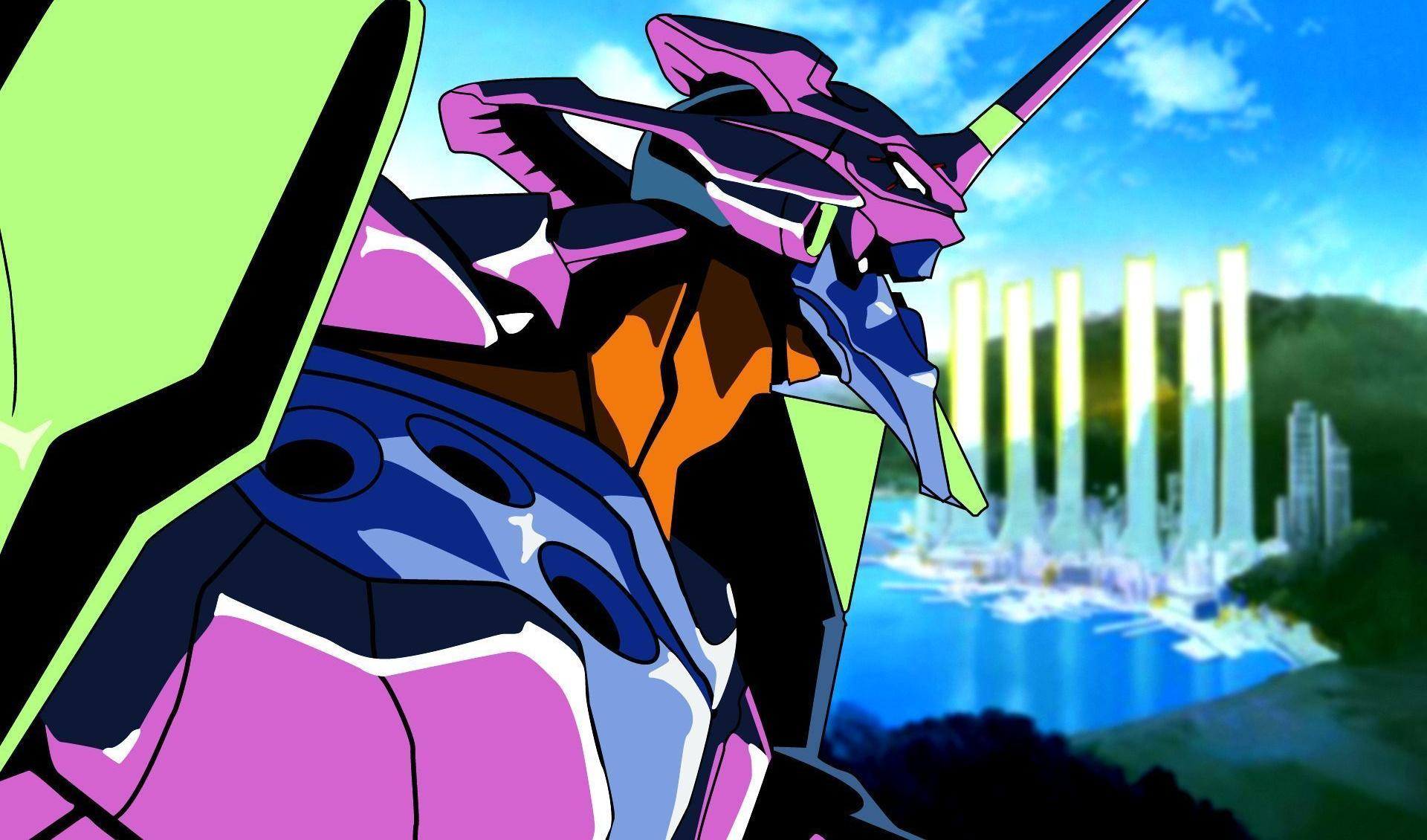 Alien from Neon Genesis Evangelion wallpapers HD quality