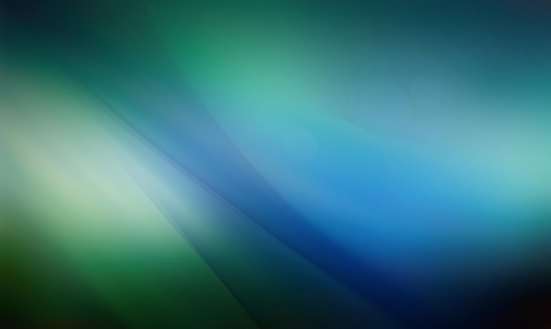 Blue and green curves wallpapers HD quality