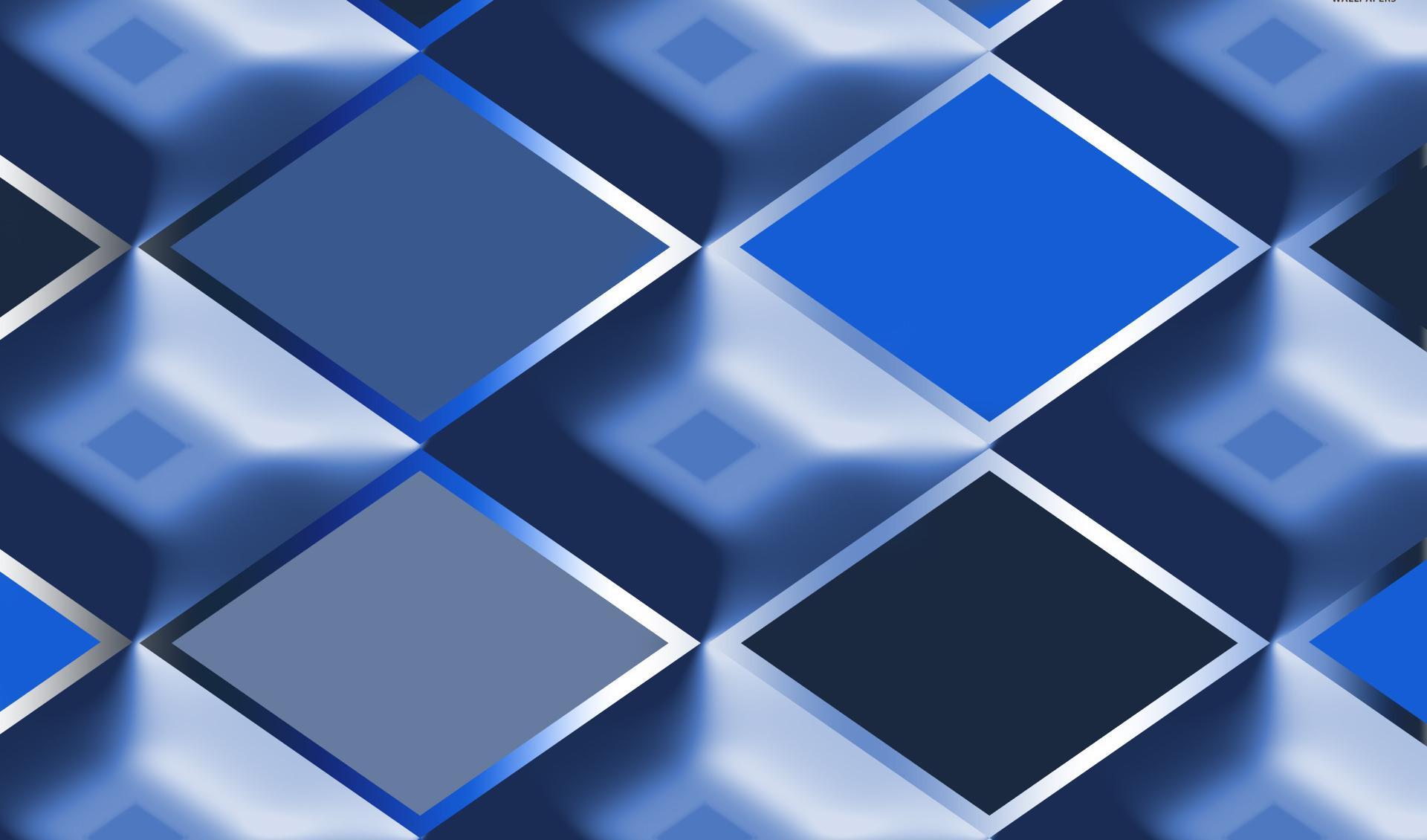 Blue diamonds wallpapers HD quality