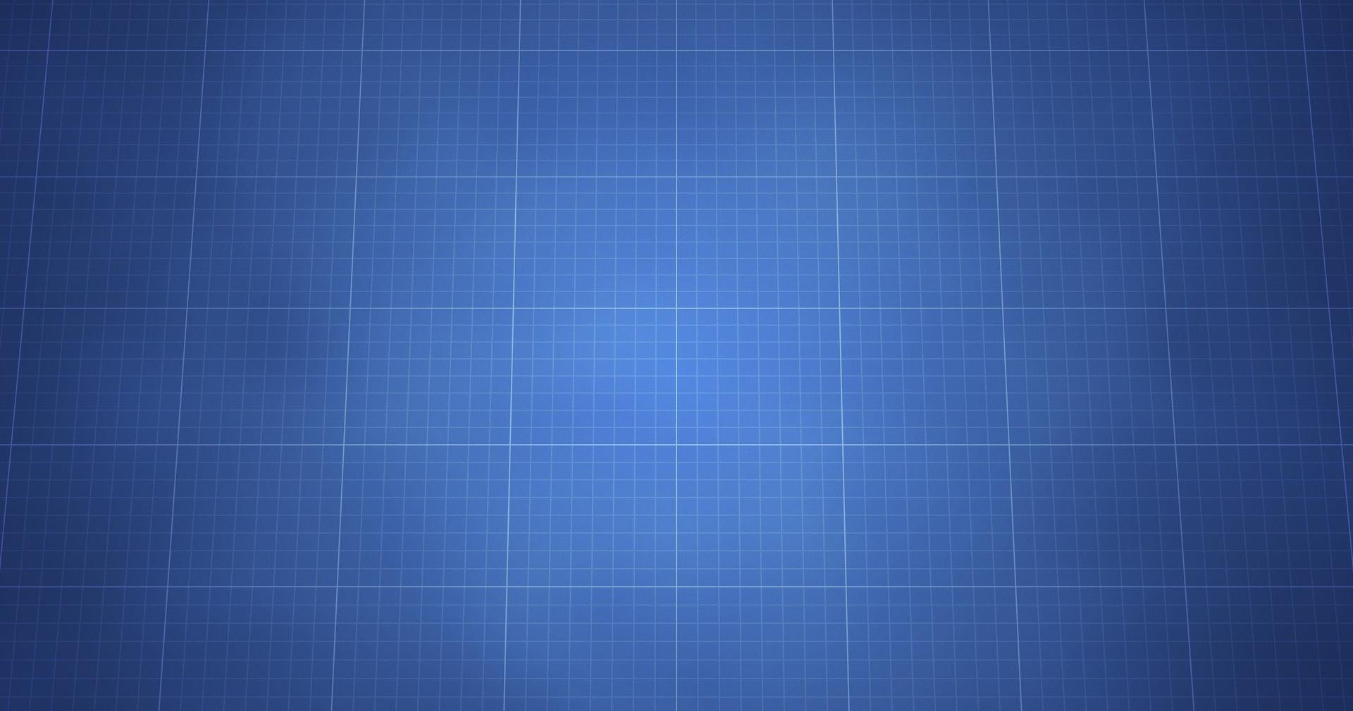 Blue grid at 1334 x 750 iPhone 7 size wallpapers HD quality
