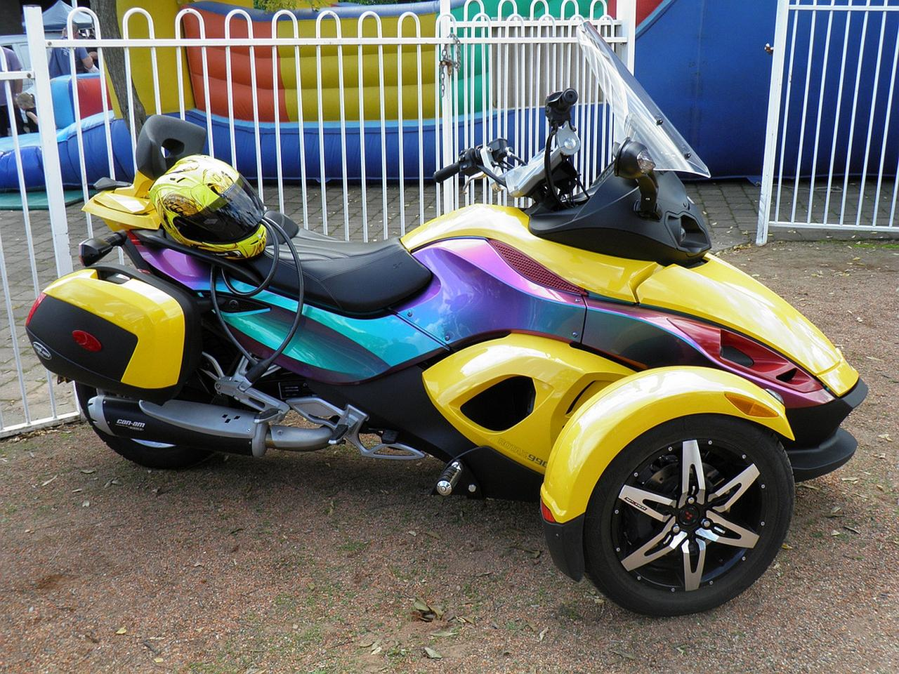 Can-Am Spyder wallpapers HD quality