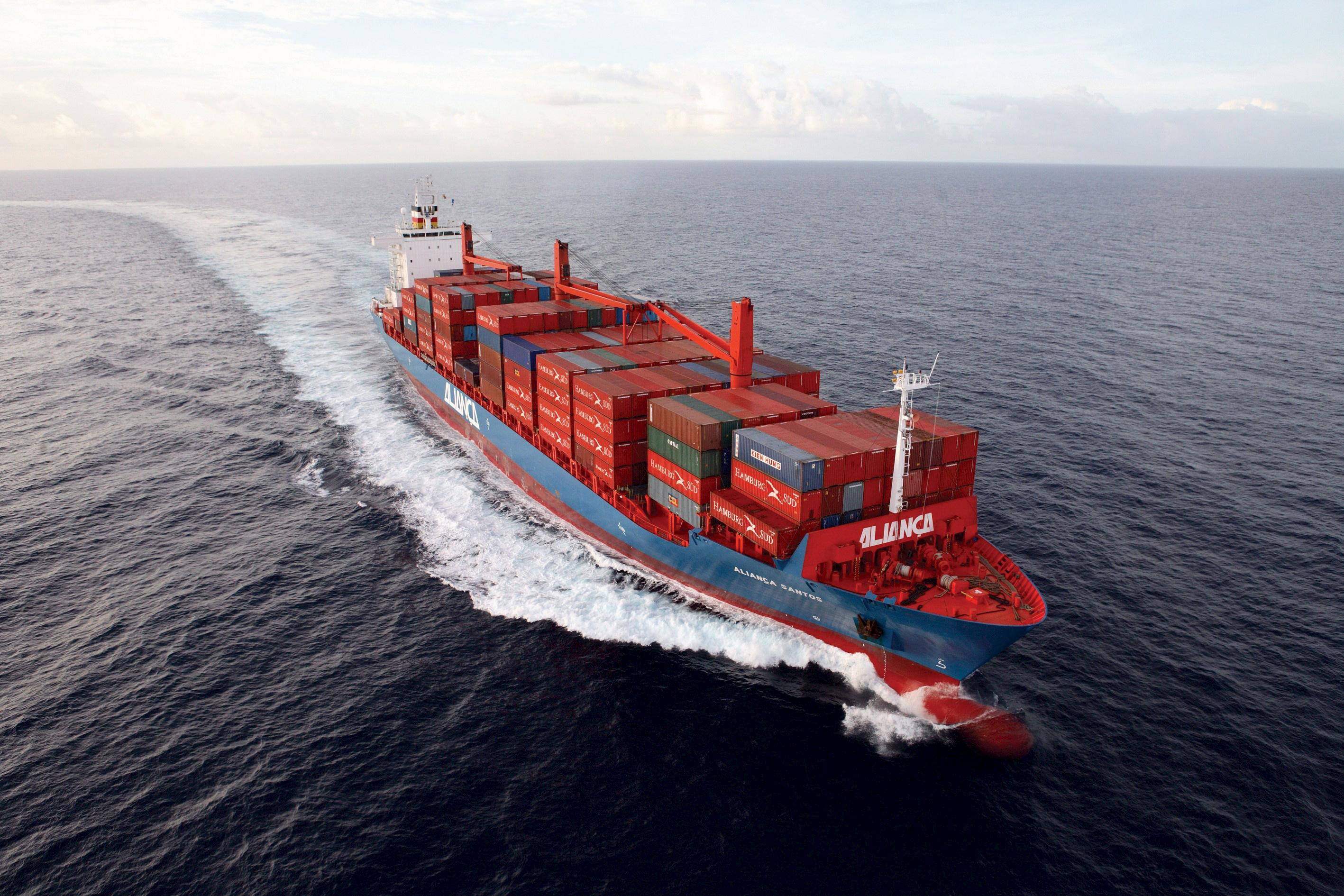 Cargo Ship wallpapers HD quality