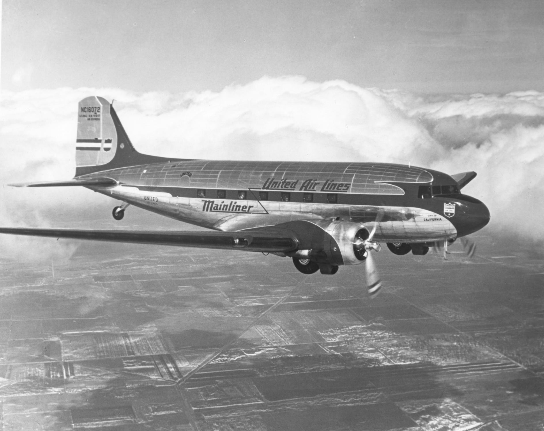 Douglas DC-3 wallpapers HD quality