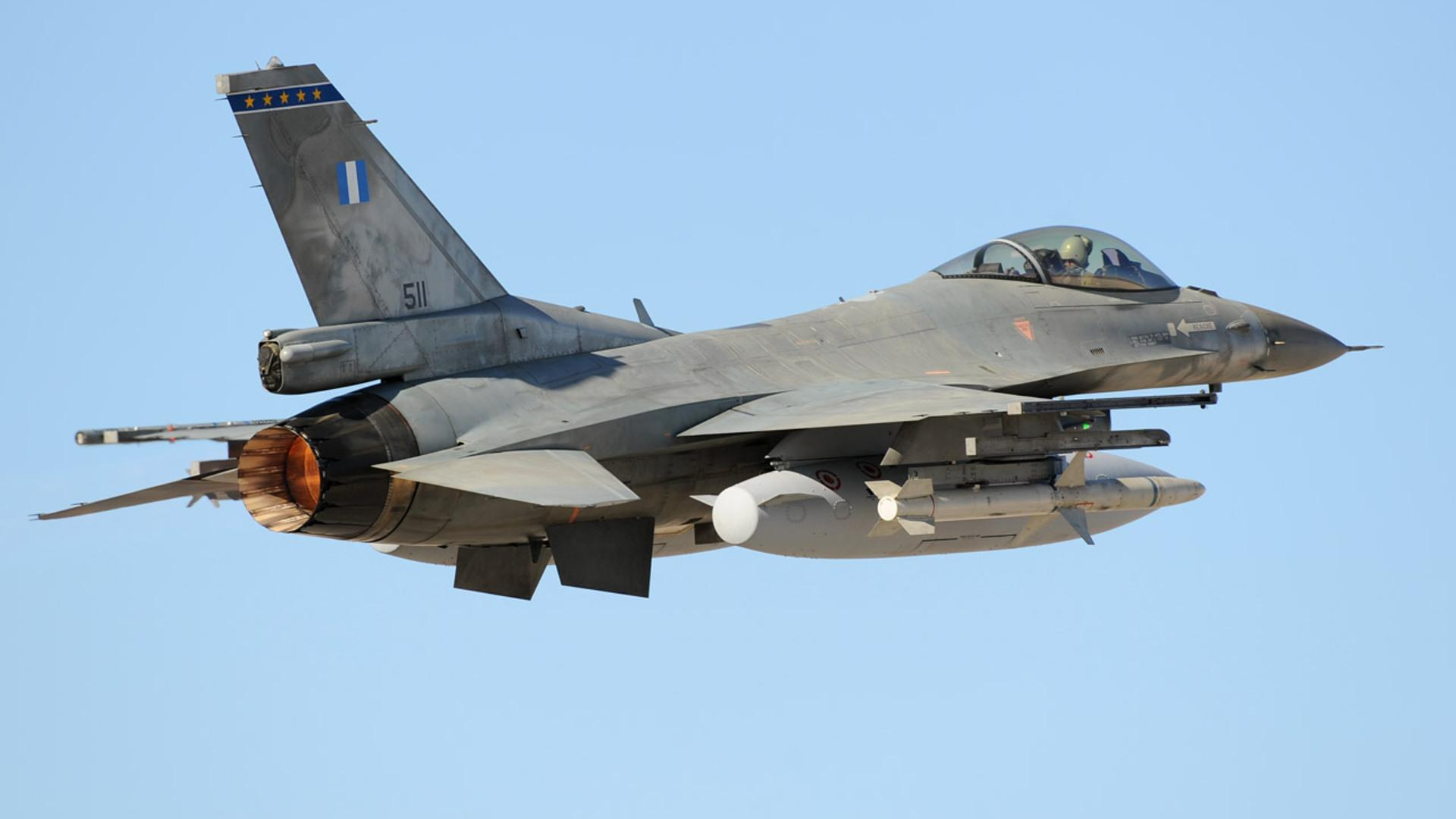 General Dynamics F-16 Fighting Falcon wallpapers HD quality