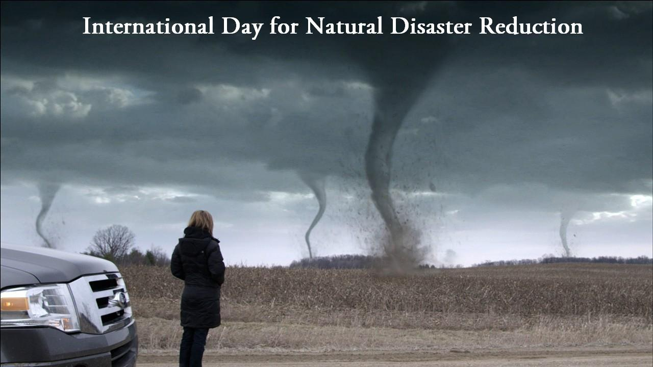 International Day for Natural Disaster Reduction wallpapers HD quality