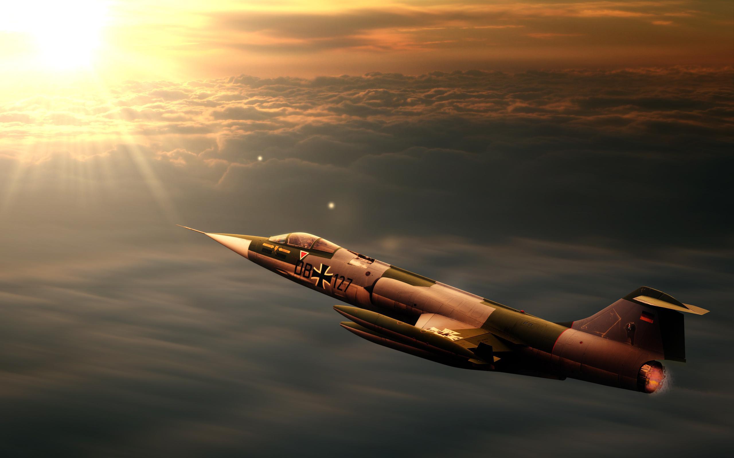 Lockheed F-104 Starfighter wallpapers HD quality