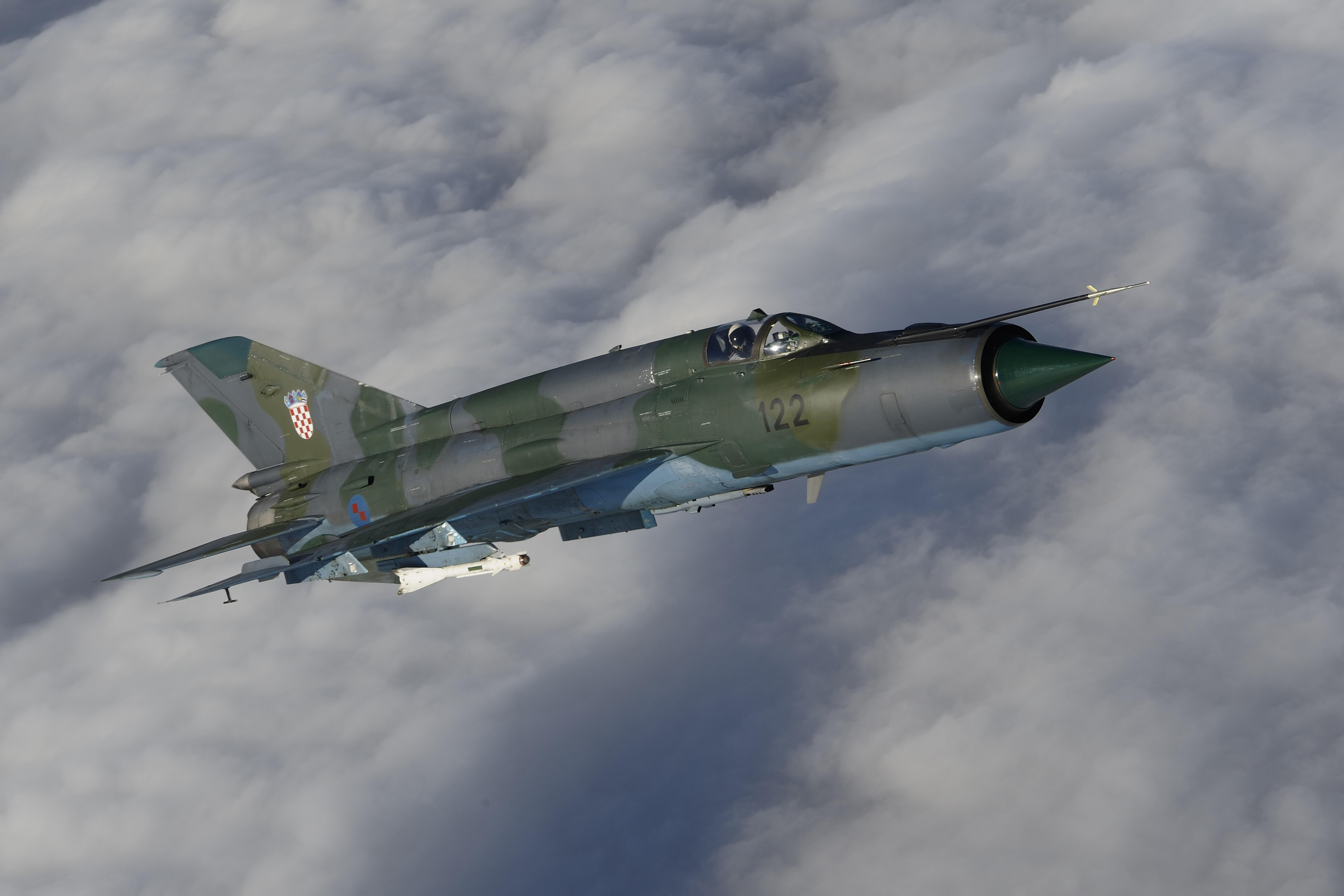 Mikoyan-Gurevich MiG-21 wallpapers HD quality