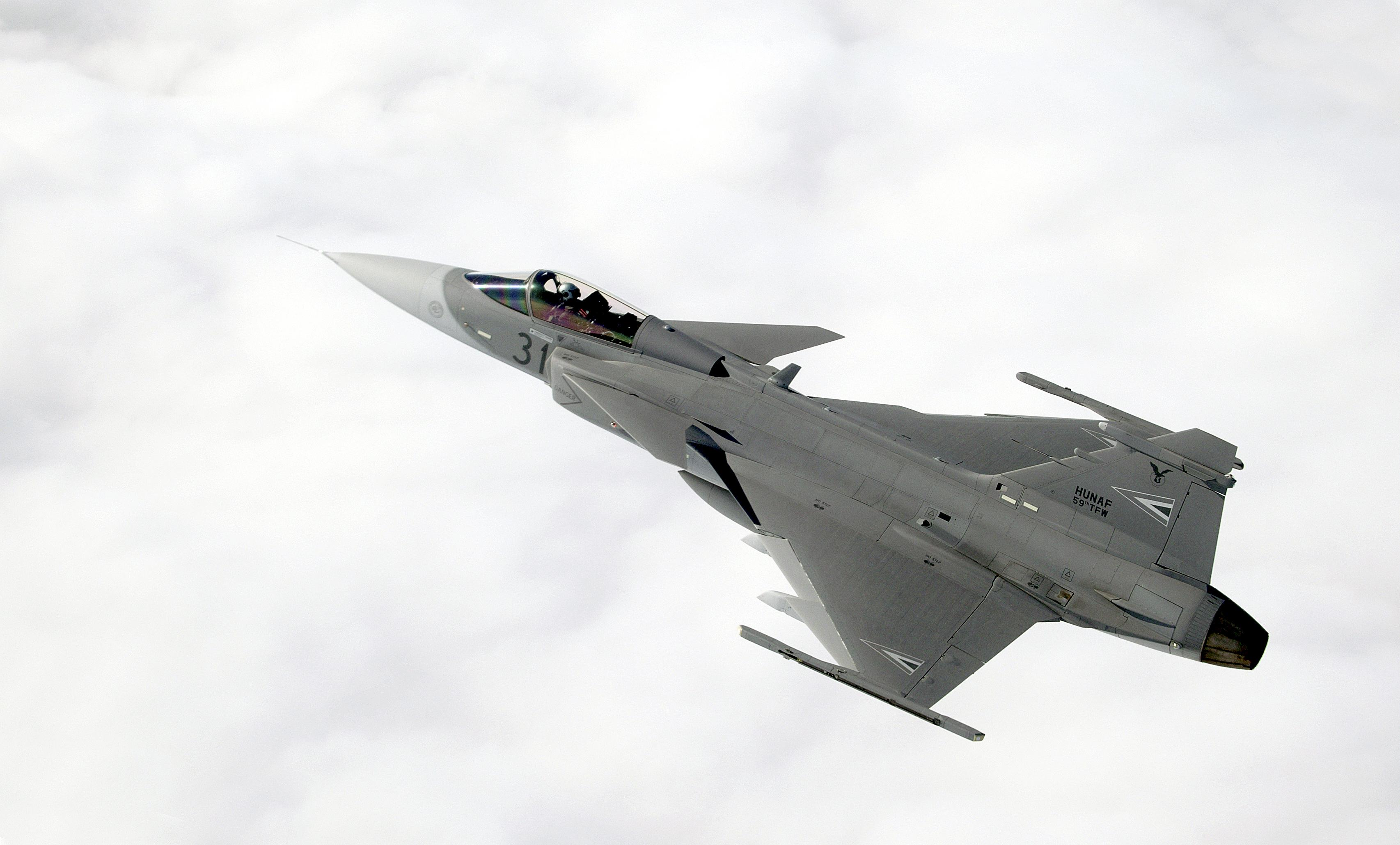Saab JAS 39 Gripen wallpapers HD quality