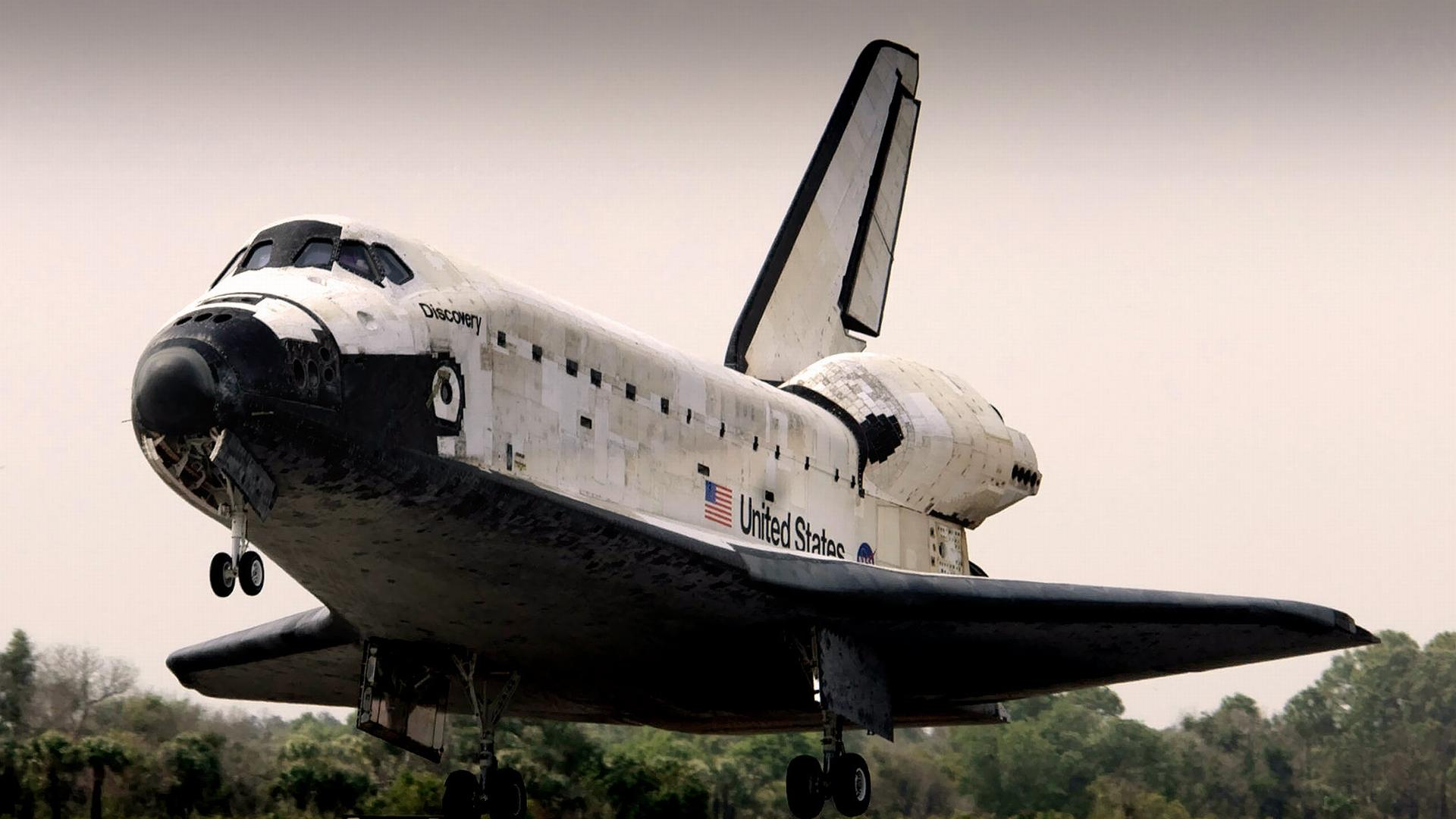 Space Shuttle Discovery wallpapers HD quality