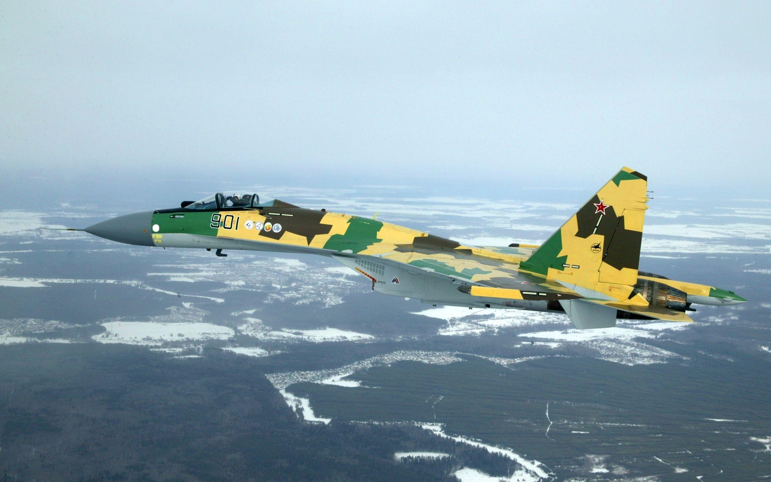 Sukhoi Su-35 wallpapers HD quality