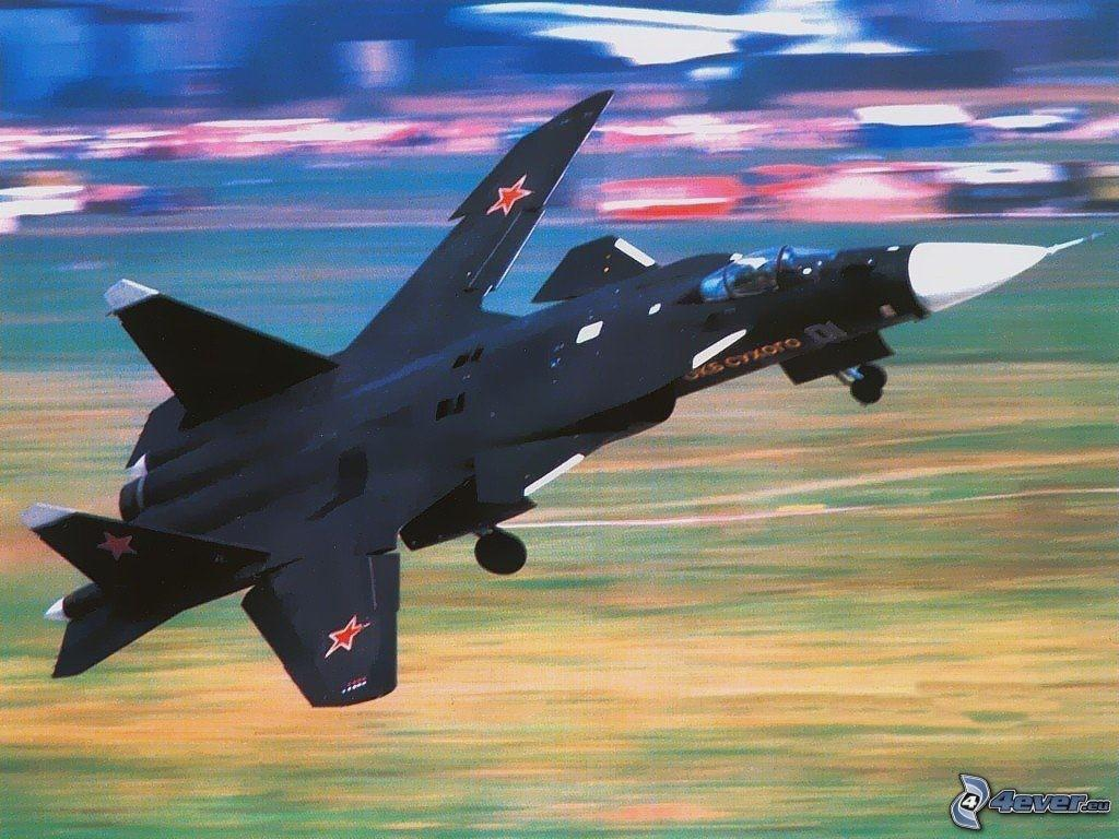Sukhoi Su-47 wallpapers HD quality