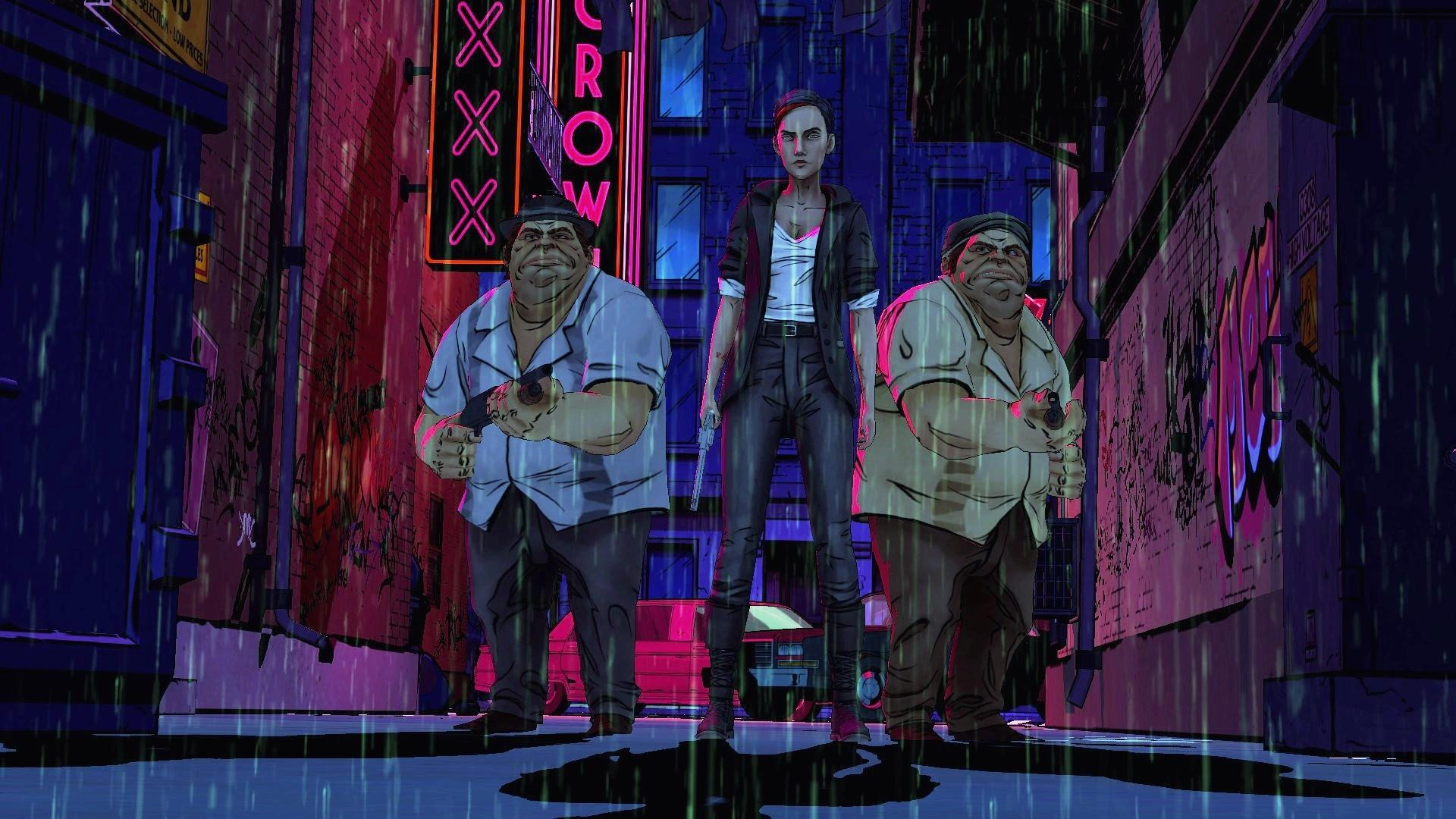 The Wolf Among Us Photos