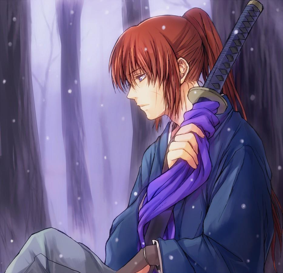 Rurouni Kenshin Wallpaper HD Download
