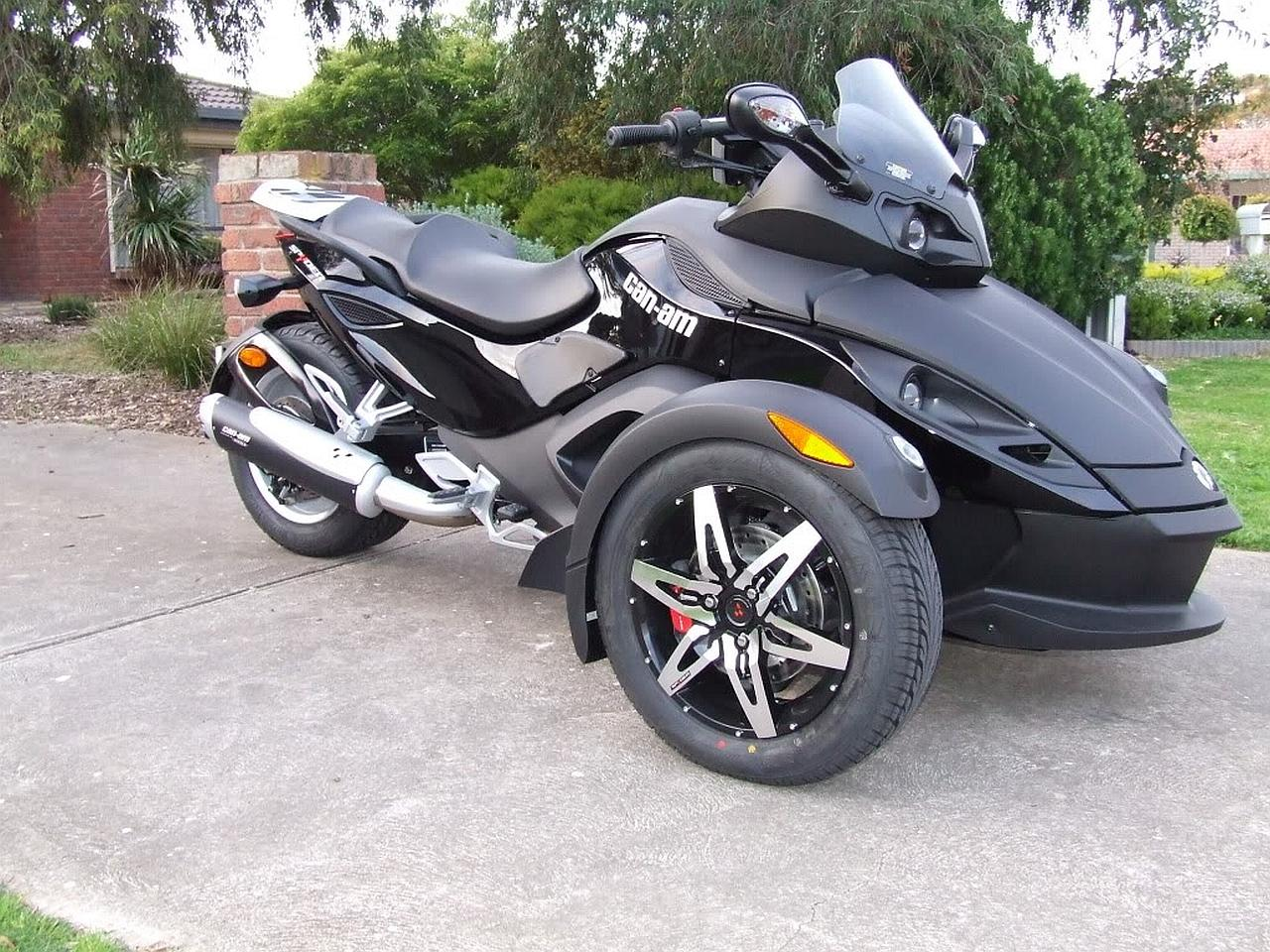 Can-Am Spyder Wallpaper HD Download
