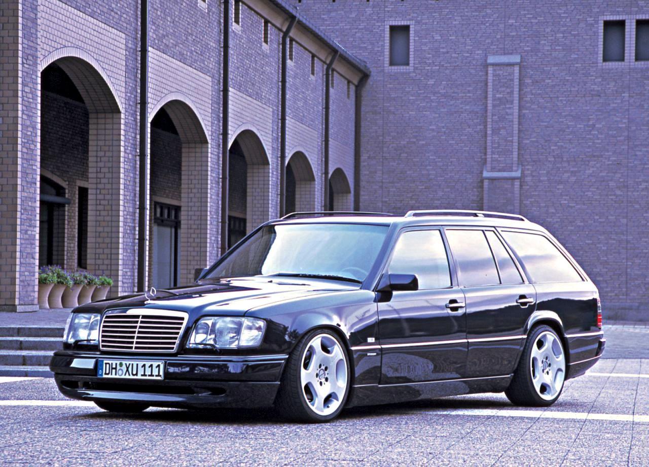 Mercedes E Masterpiece