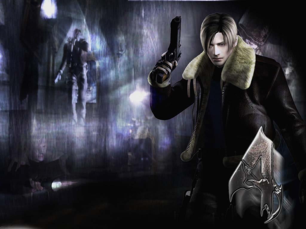 Resident evil 4 wallpaper hd download - Wallpaper resident evil 5 ...