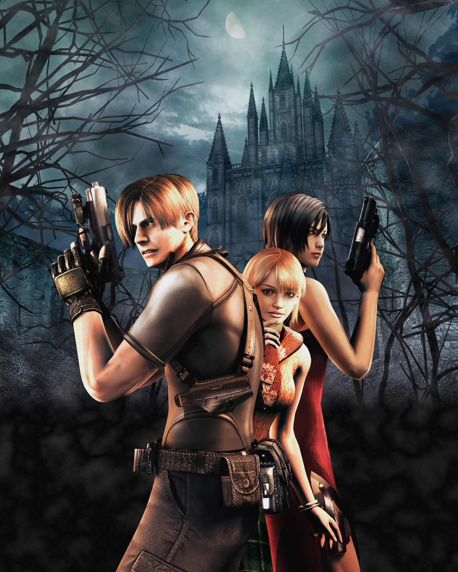 Evil Wallpapers: Resident Evil 4 Wallpaper HD Download