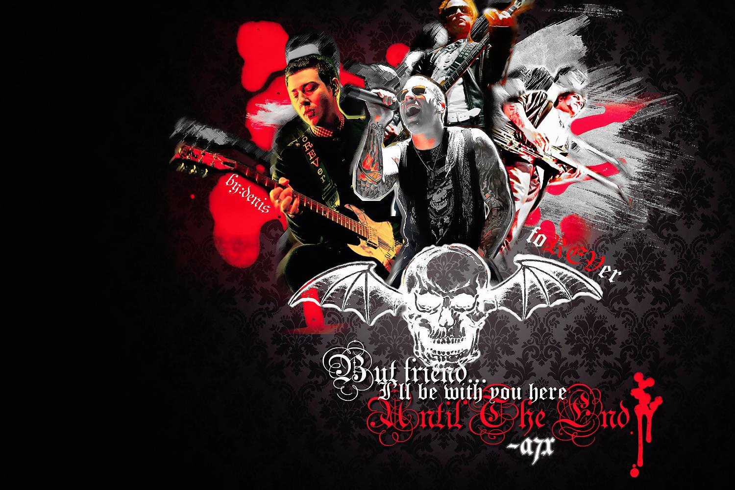 Avenged Sevenfold Wallpaper HD Download