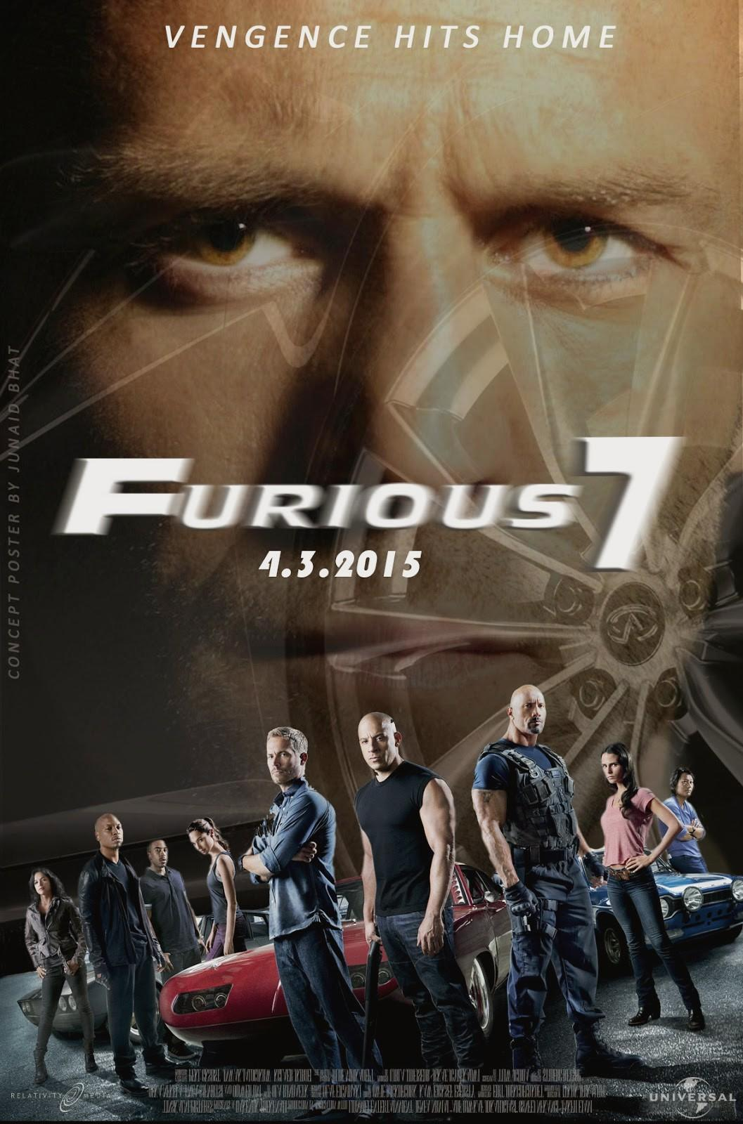 fast and furious seven torrent