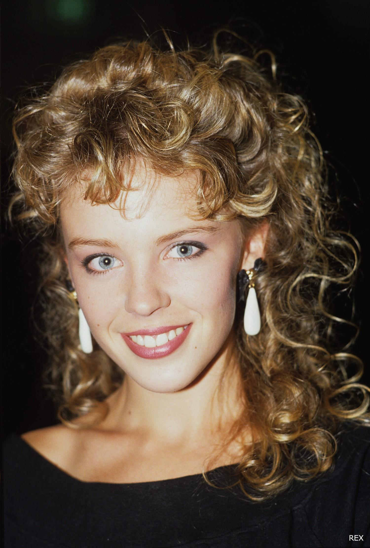 Kylie Minogue Natural Hair Color