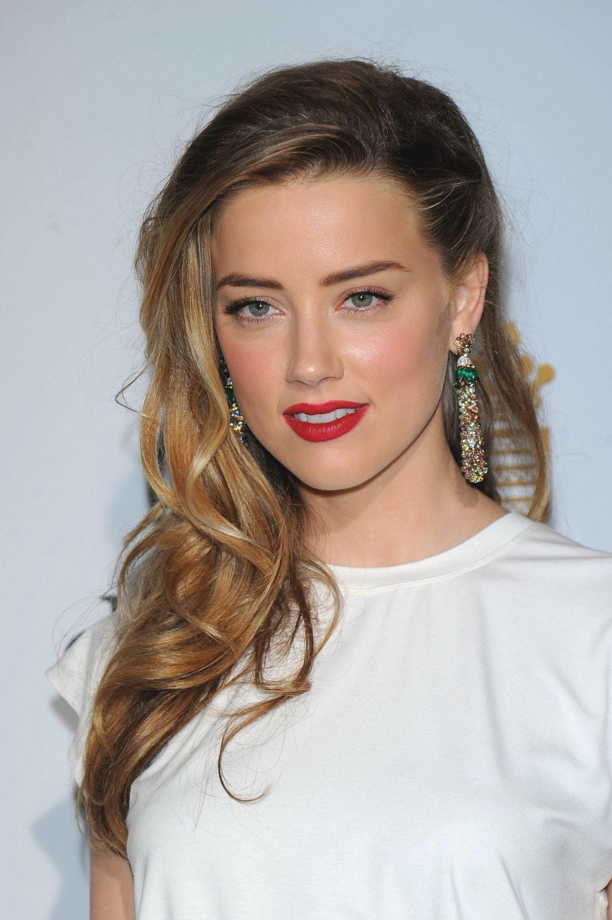 Amber Heard Wallpaper ...