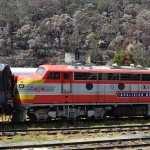 Locomotive high definition photo