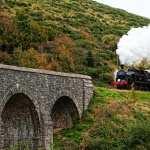 Steam Train desktop wallpaper
