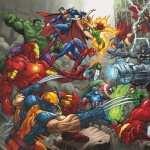 Marvel Comics hd desktop