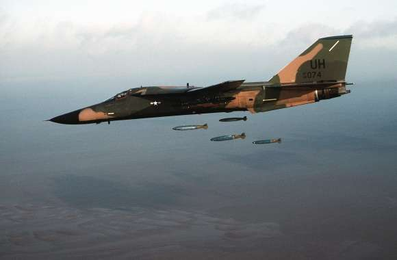 General Dynamics F-111 Aardvark