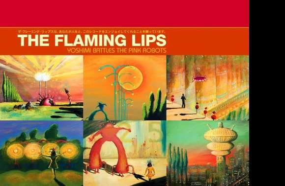 The Flaming Lips wallpapers hd quality