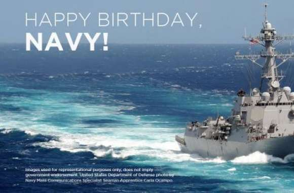 U.S. Navy Birthday