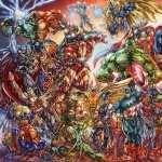 Marvel Comics widescreen