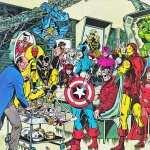 Marvel Comics new wallpapers