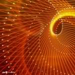 Orange Abstract hd pics