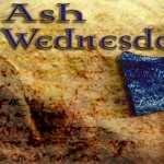Ash Wednesday free