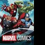 Marvel Comics high definition photo
