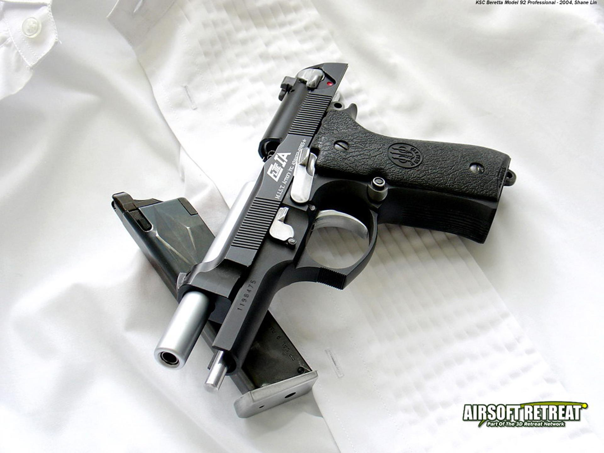 Airsoft Pistol wallpapers HD quality