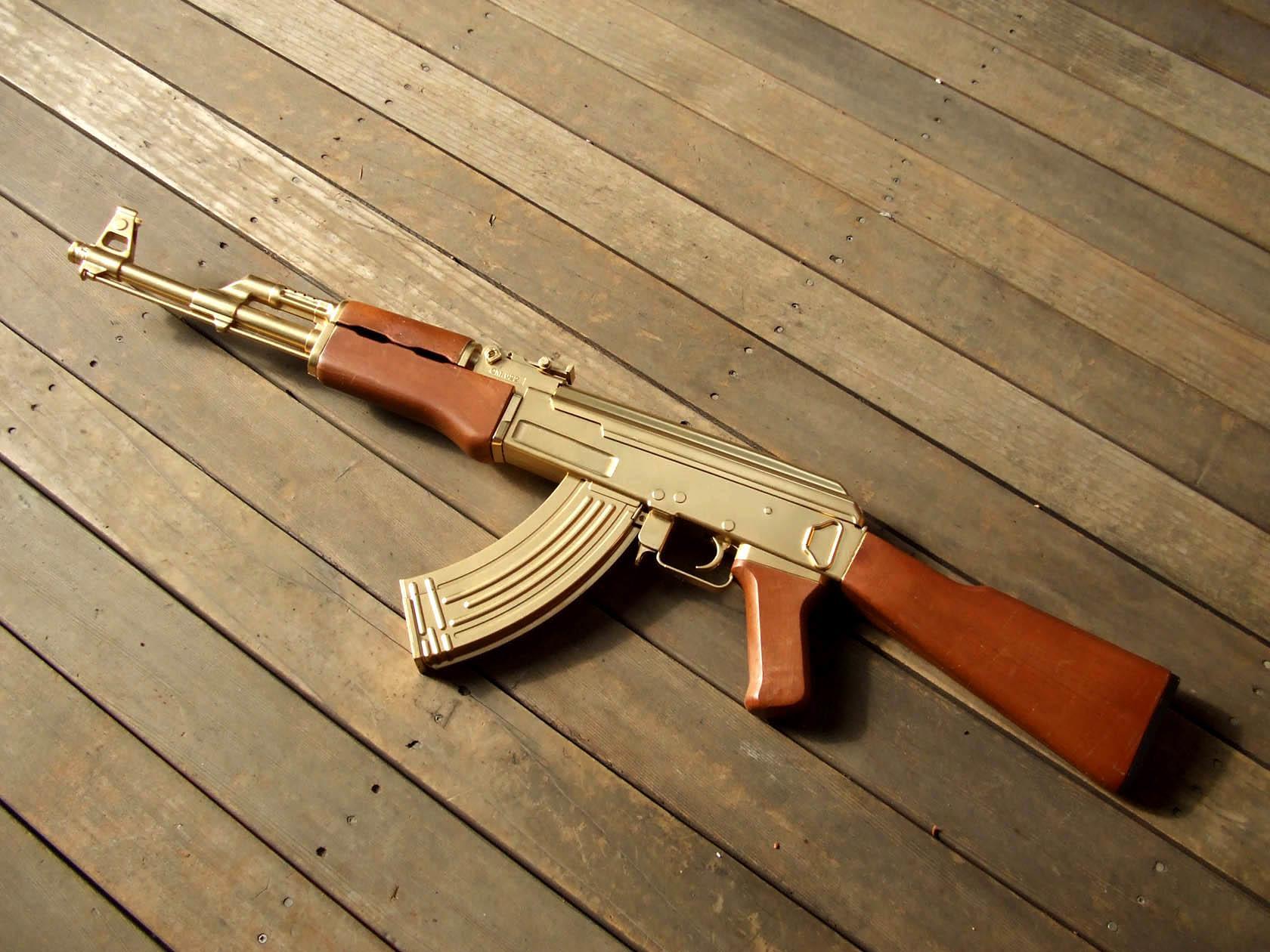 Akm Assault Rifle wallpapers HD quality