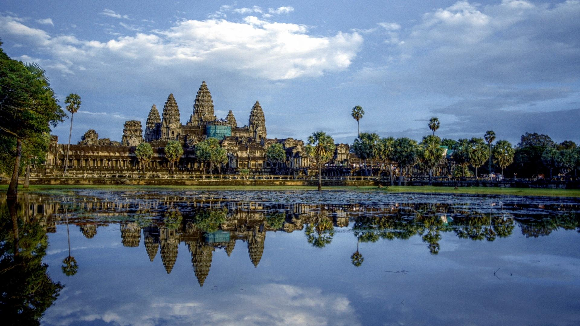 Angkor Wat wallpapers HD quality