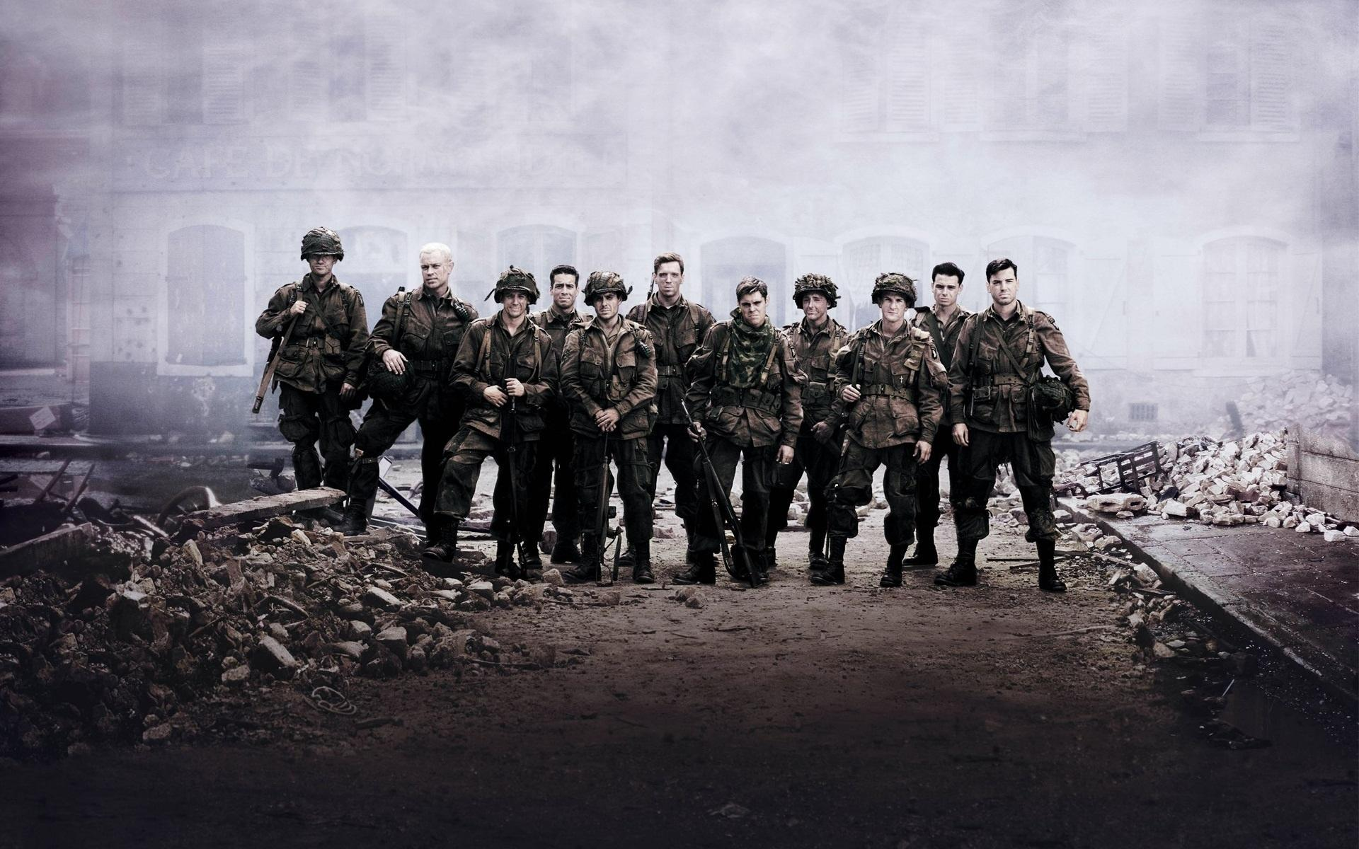 Band Of Brothers wallpapers HD quality