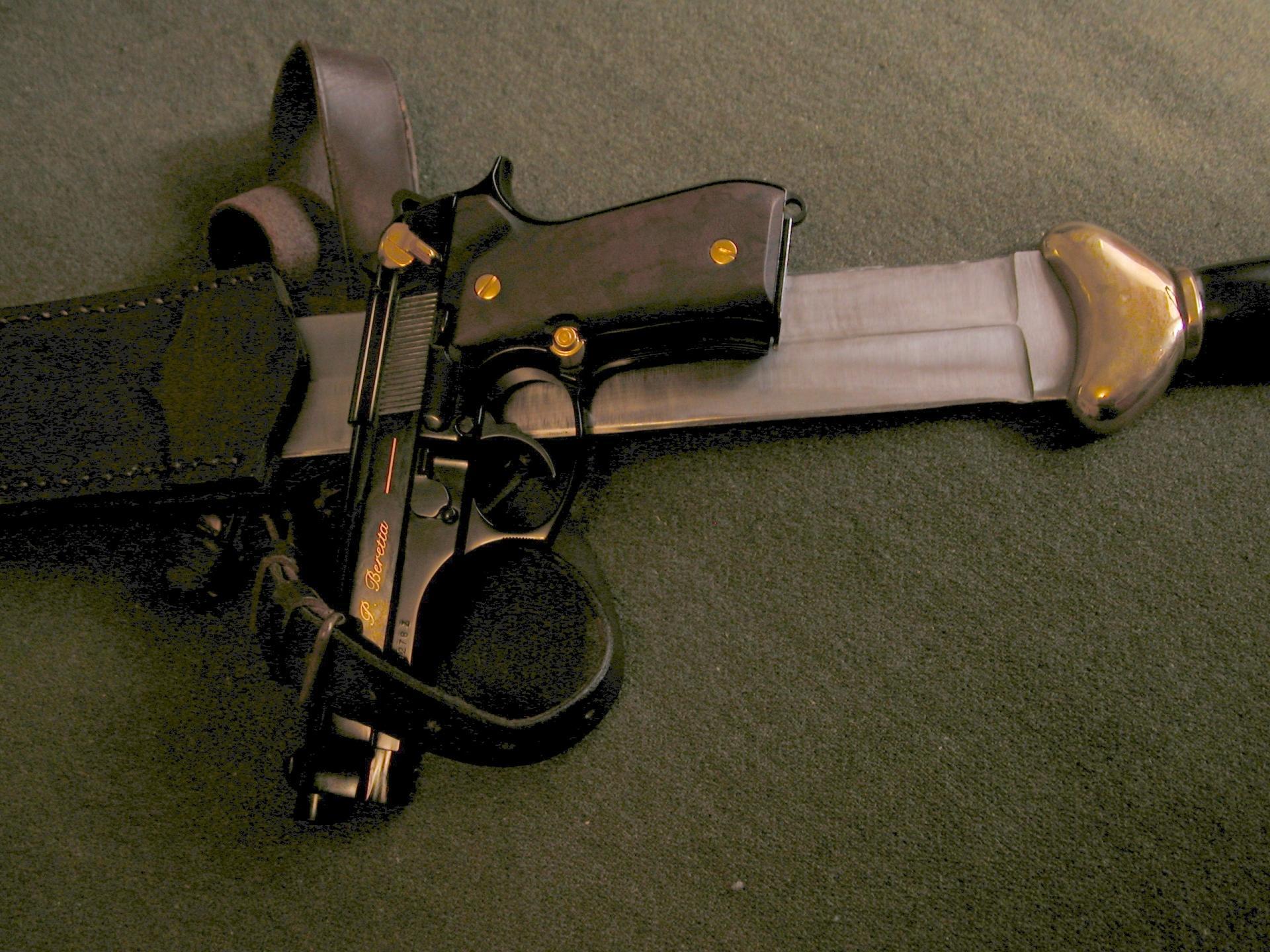 Beretta Pistol wallpapers HD quality