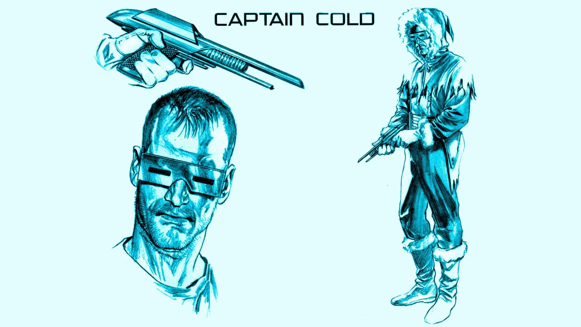 Captain Cold wallpapers HD quality