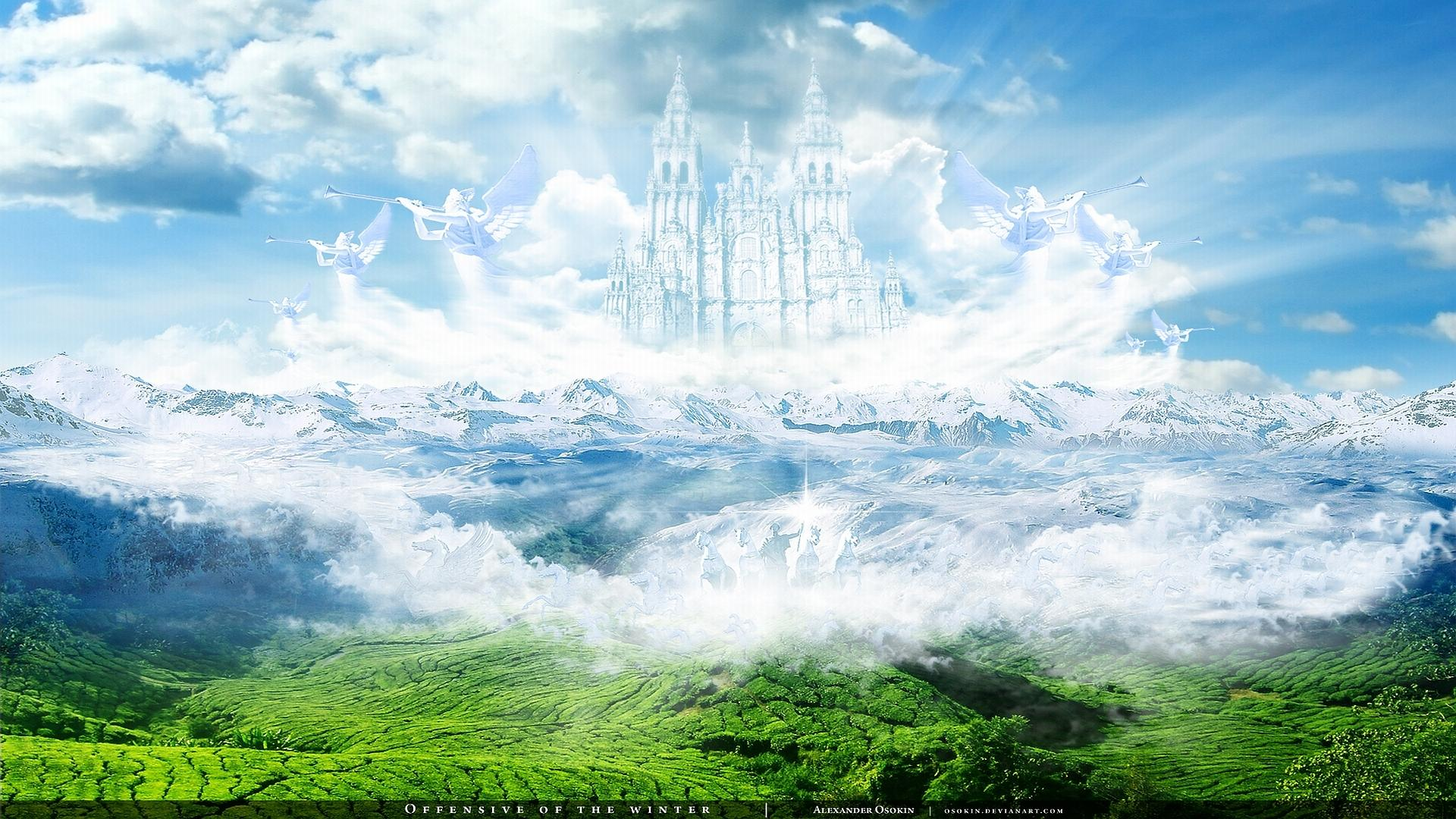 Castle Artistic wallpapers HD quality