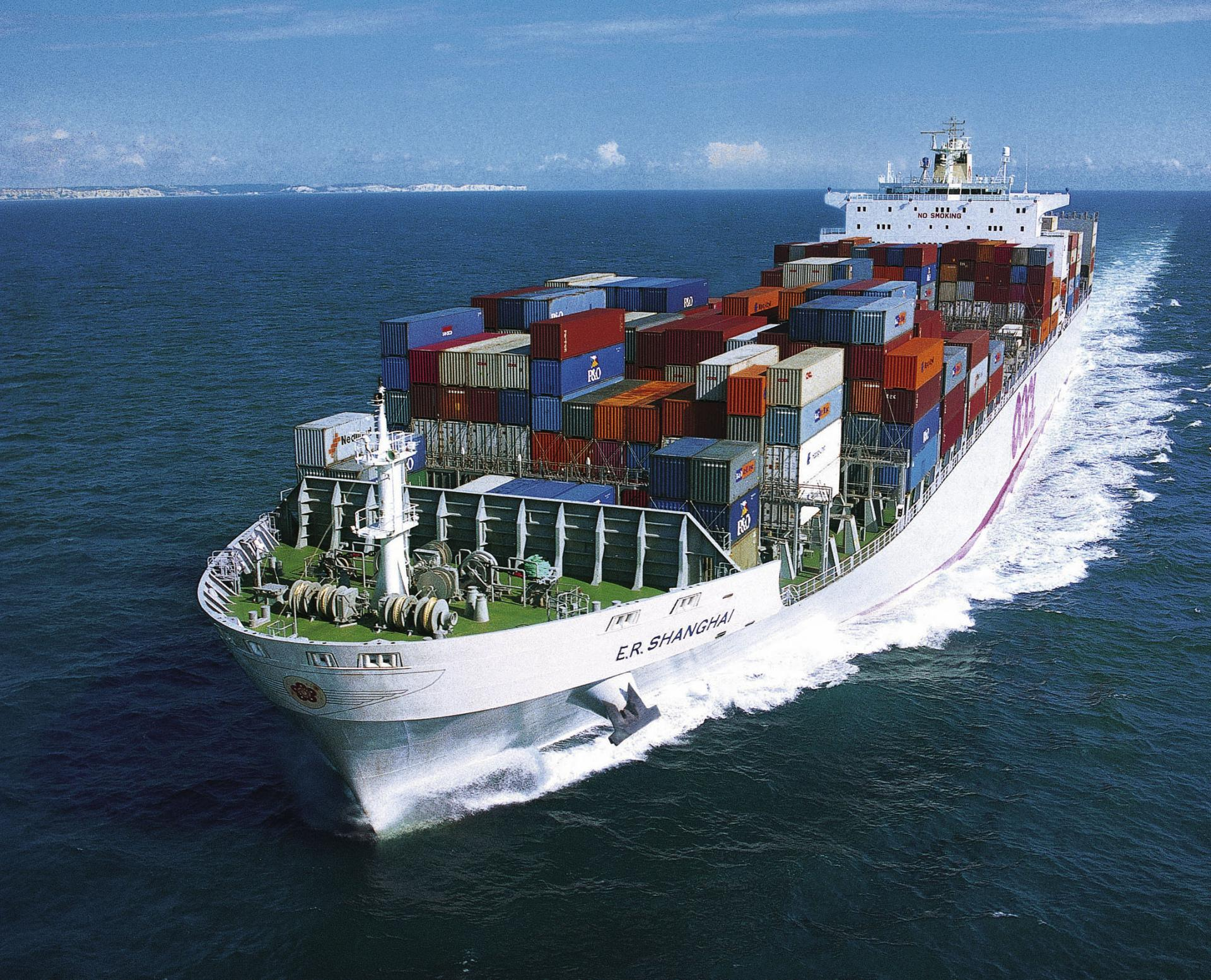 Container Ship wallpapers HD quality