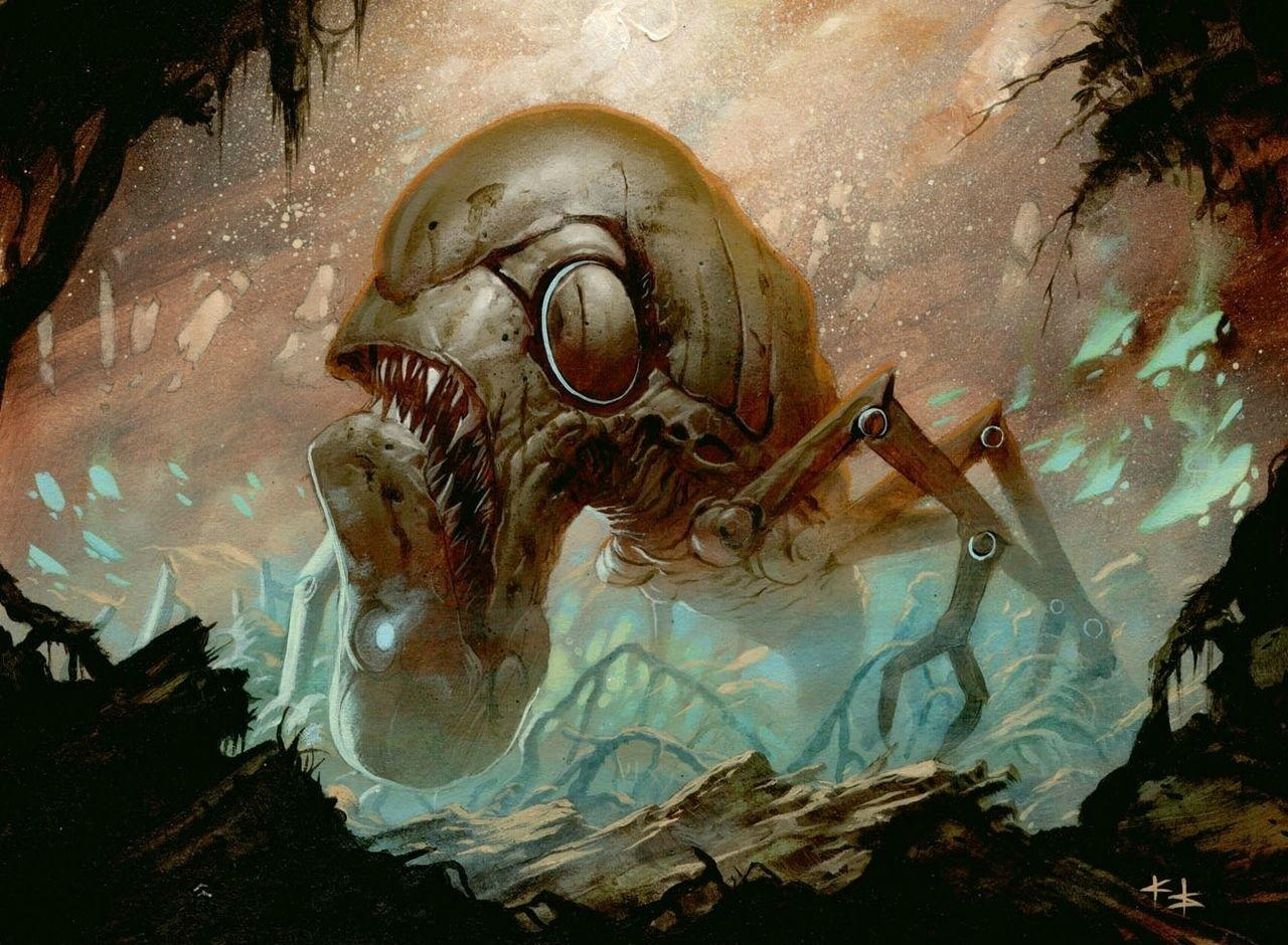 Creature Sci Fi wallpapers HD quality