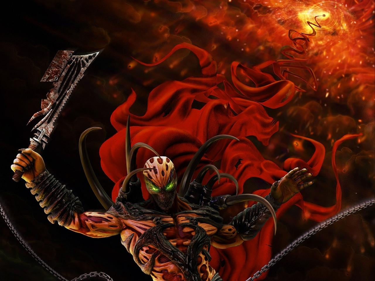 Curse Of Spawn wallpapers HD quality