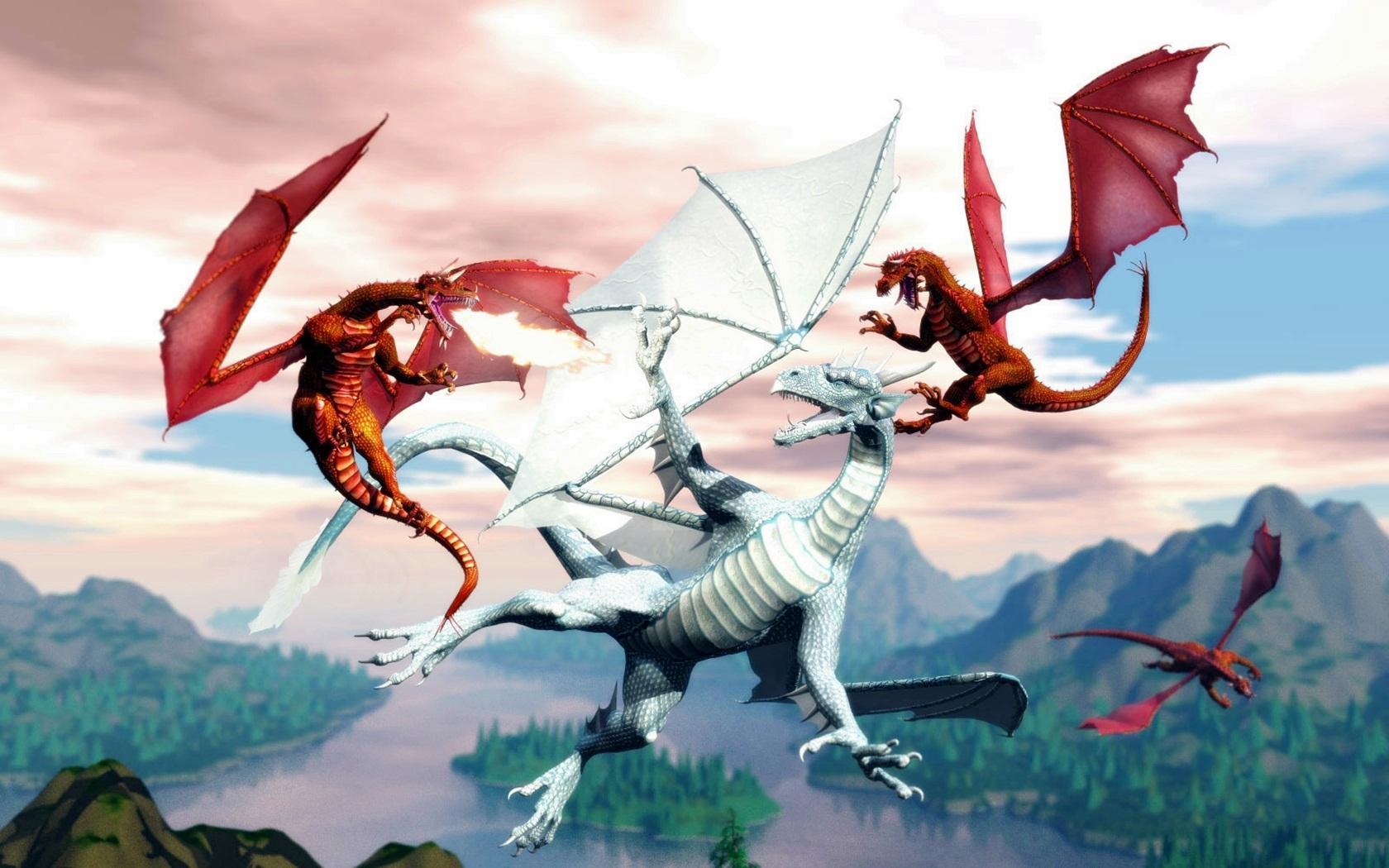 Dragon wallpapers HD quality