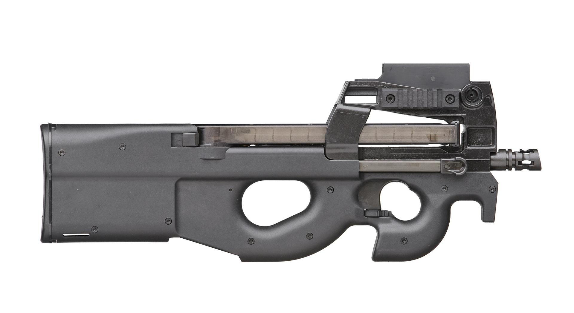 FN P90 wallpapers HD quality